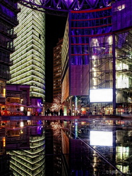 Berlin - Potsdamer Platz - Sony Center