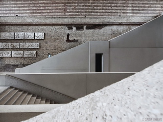 Berlin - Museumsinsel - Neues Museum